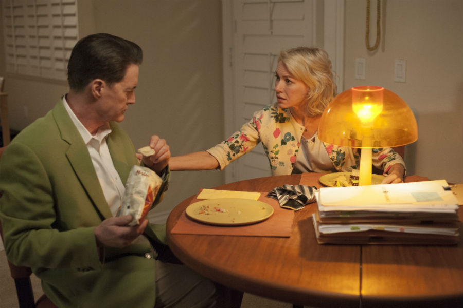 'Twin Peaks' returns to Showtime