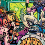 Preview: Holy cripes, it's 'GWAR: Orgasmageddon' #1