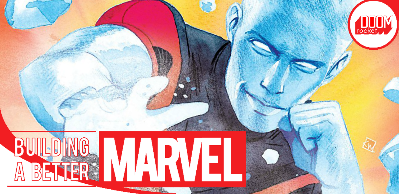 'Iceman' #1 is precisely the kind of X-Men book we need today
