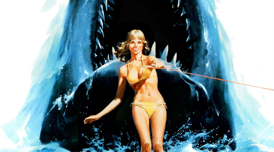 'Jaws 2' is assessed in this week's installment of RETROGRADING