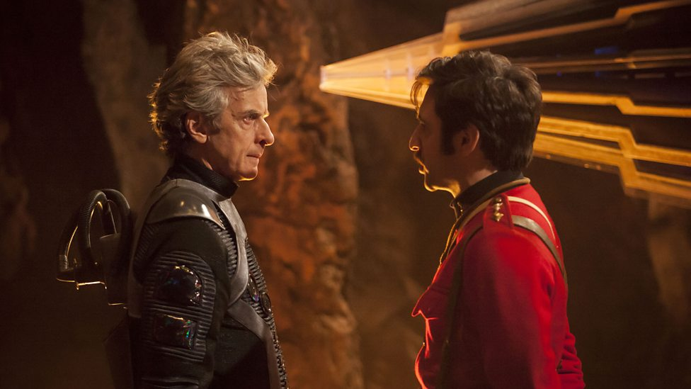'Doctor Who' continues on the BBC