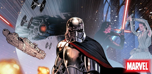 "Preview: 'Captain Phasma' sets her blasters to ""fun"" this September"