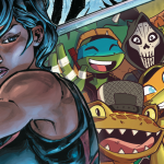 Get your exclusive first look at IDW's 'TMNT' September line-up right here
