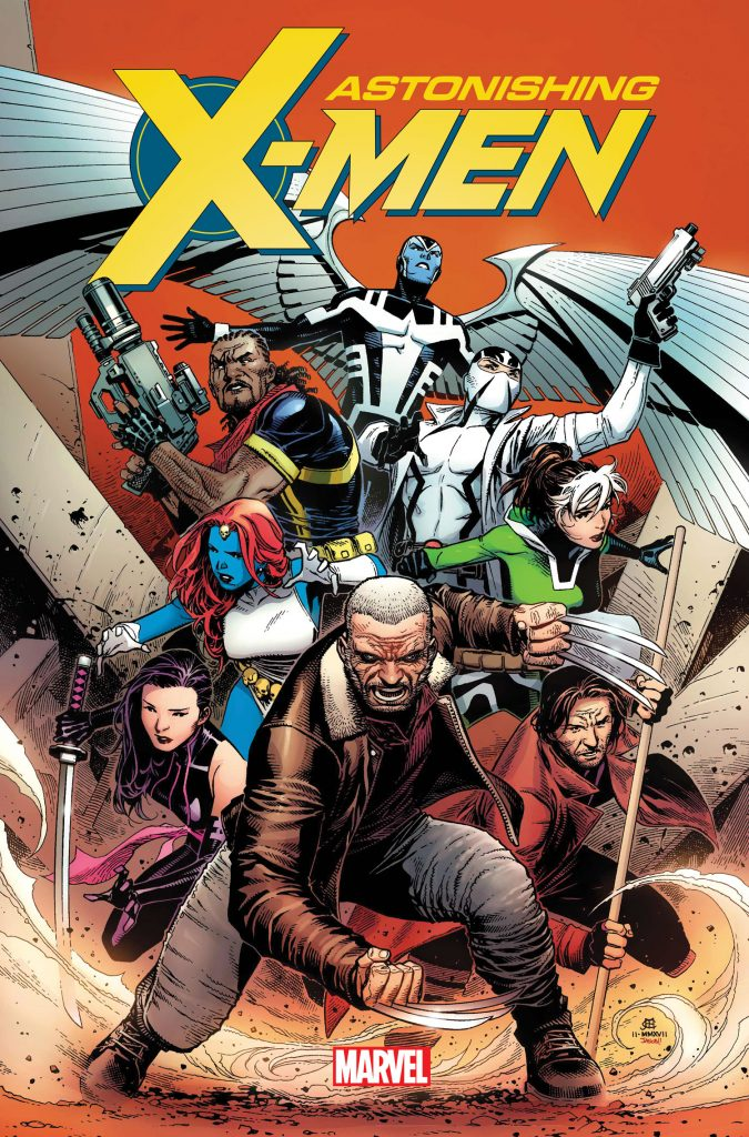 'Astonishing X-Men' #1 is out now from Marvel Comics