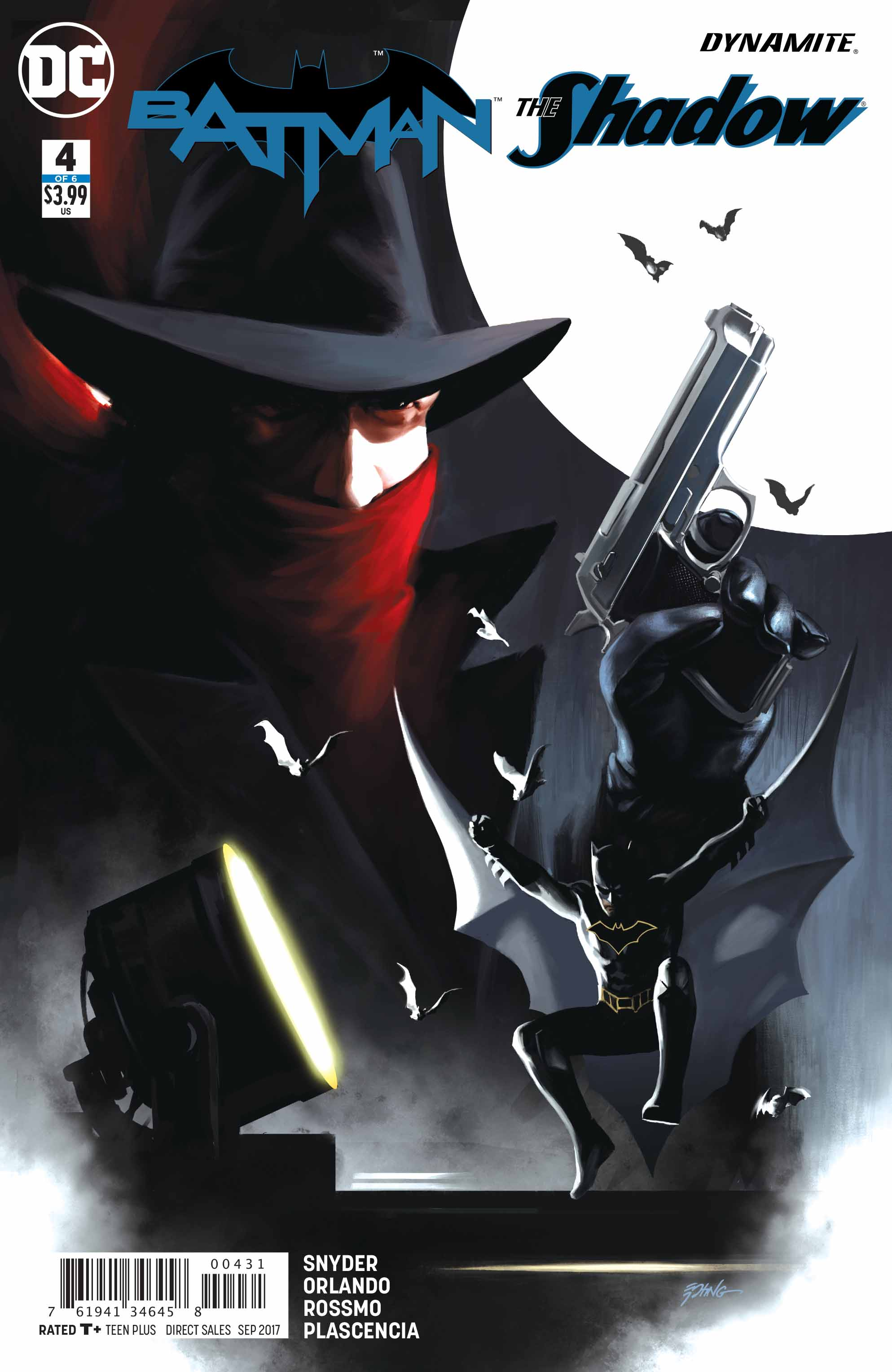 The Shadow Out Cackles The Joker In This Exclusive Preview