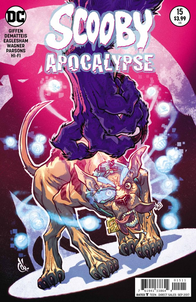 'Scooby Apocalypse' #15 is out soon from DC Comics