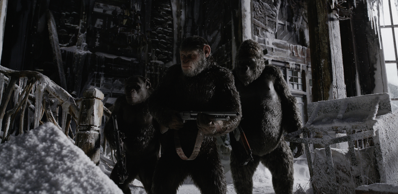 'War for the Planet of the Apes' is the best movie of the summer, you maniacs