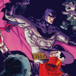 The Shadow out-cackles The Joker in this exclusive preview for 'Batman/The Shadow' #4