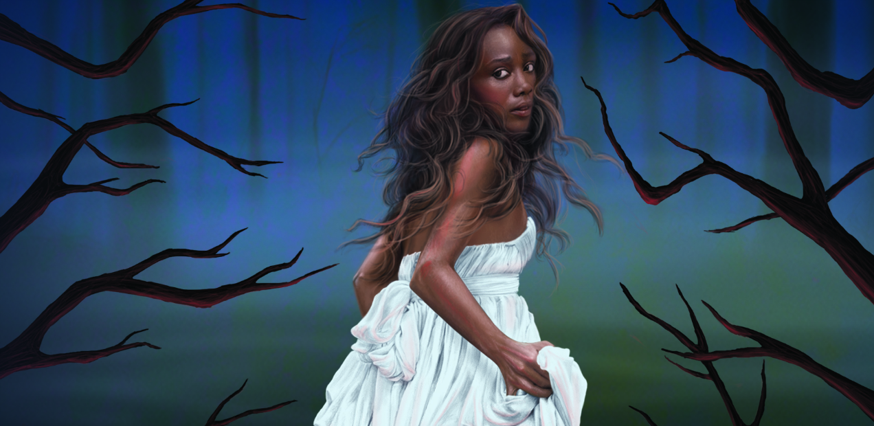 Head over to Kickstarter and light a candle for 'Gothic Tales of Haunted Love'