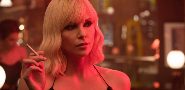 Charlize Theron astounds in the moody Cold War gauntlet that is 'Atomic Blonde'