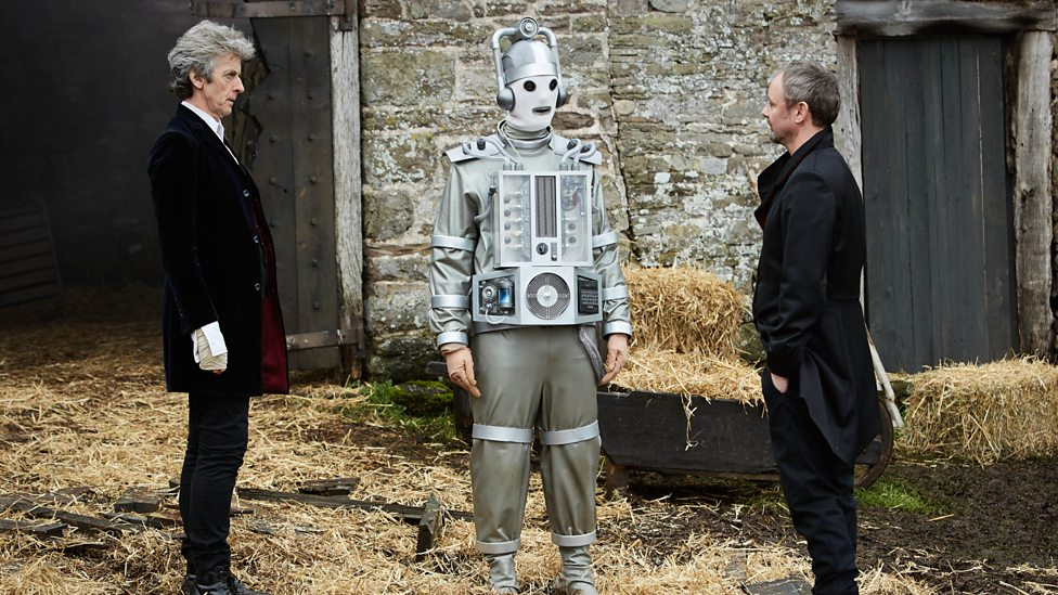 'Doctor Who' concludes on the BBC