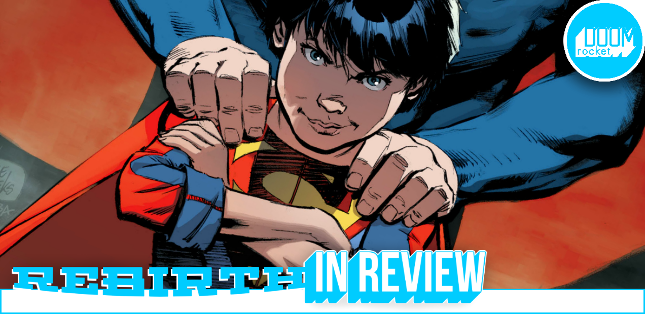 'Superman' pulled off one of its biggest issues yet by going small
