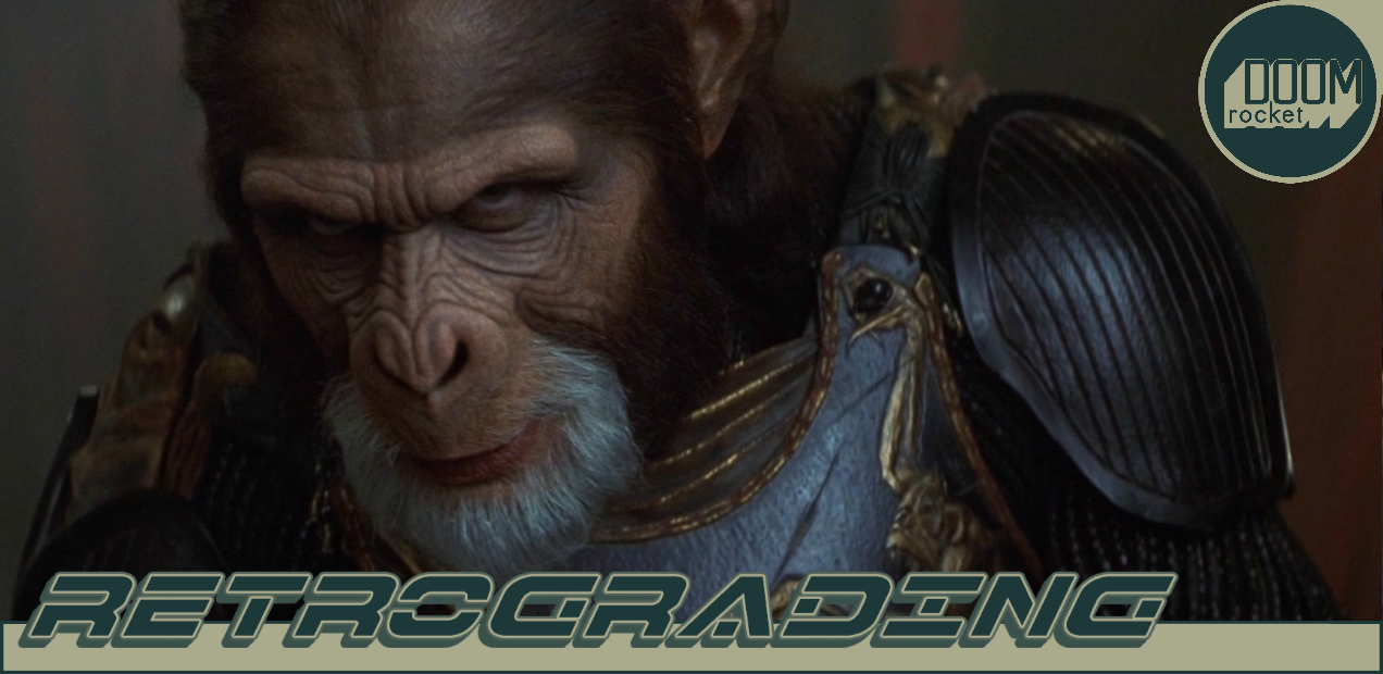 Tim Burton's 'Planet of the Apes' is, well… it's not good