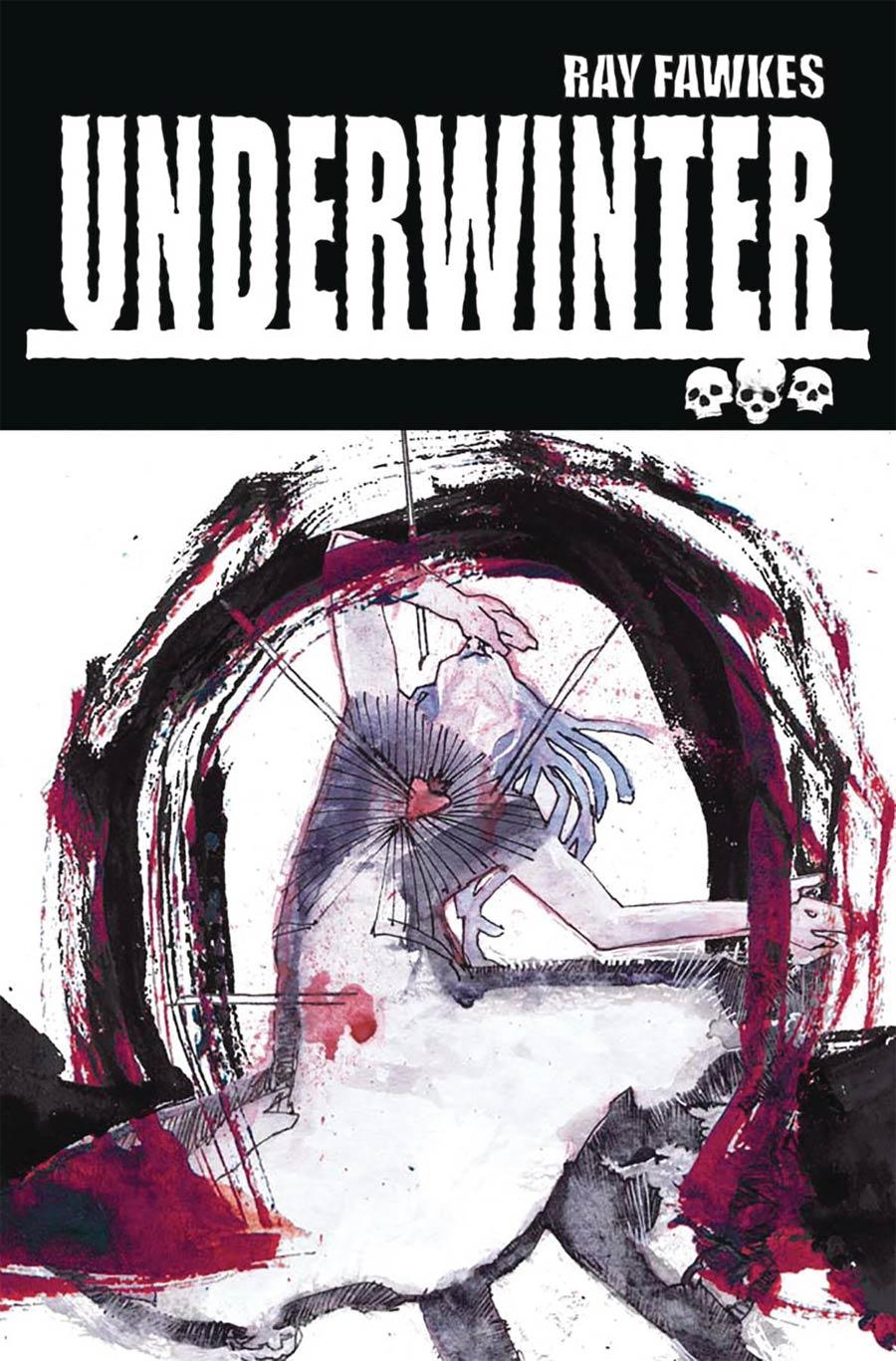 Undercover: 'Underwinter' #6