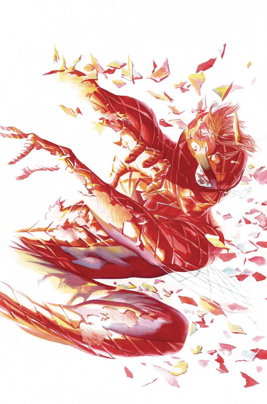 UNDERCOVER evaluates the cover to 'The Amazing Spider-Man' #31