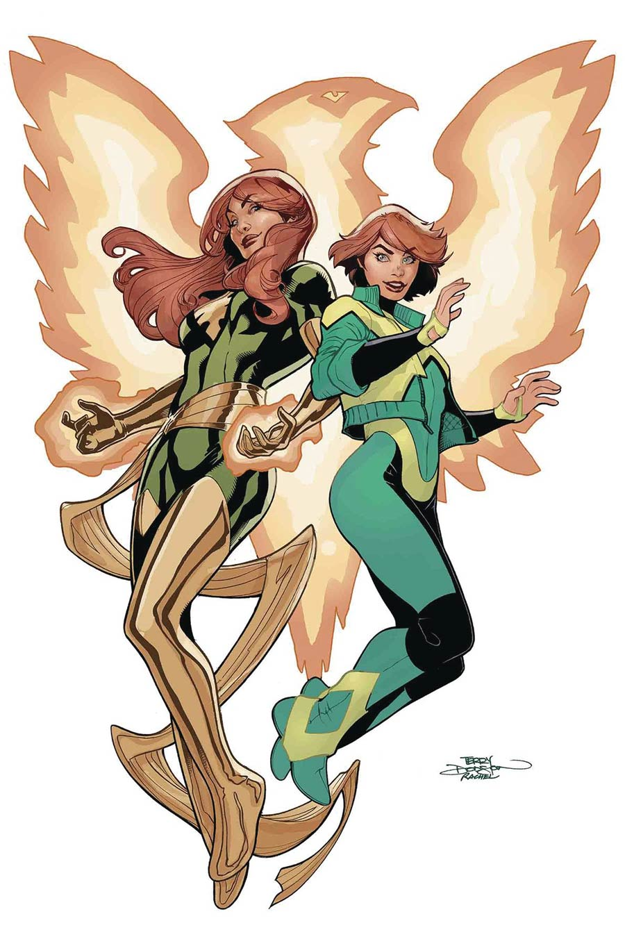 'Generations: Phoenix and Jean Grey' #1 reviewed in this week's episode of CASUAL WEDNESDAYS