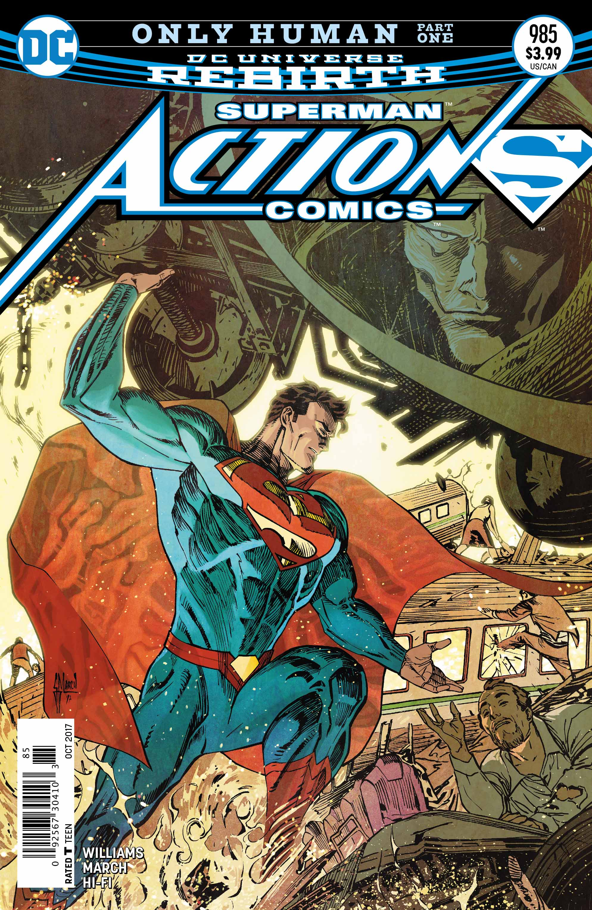 'Action Comics' #958 reviewed in this week's episode of CASUAL WEDNESDAYS