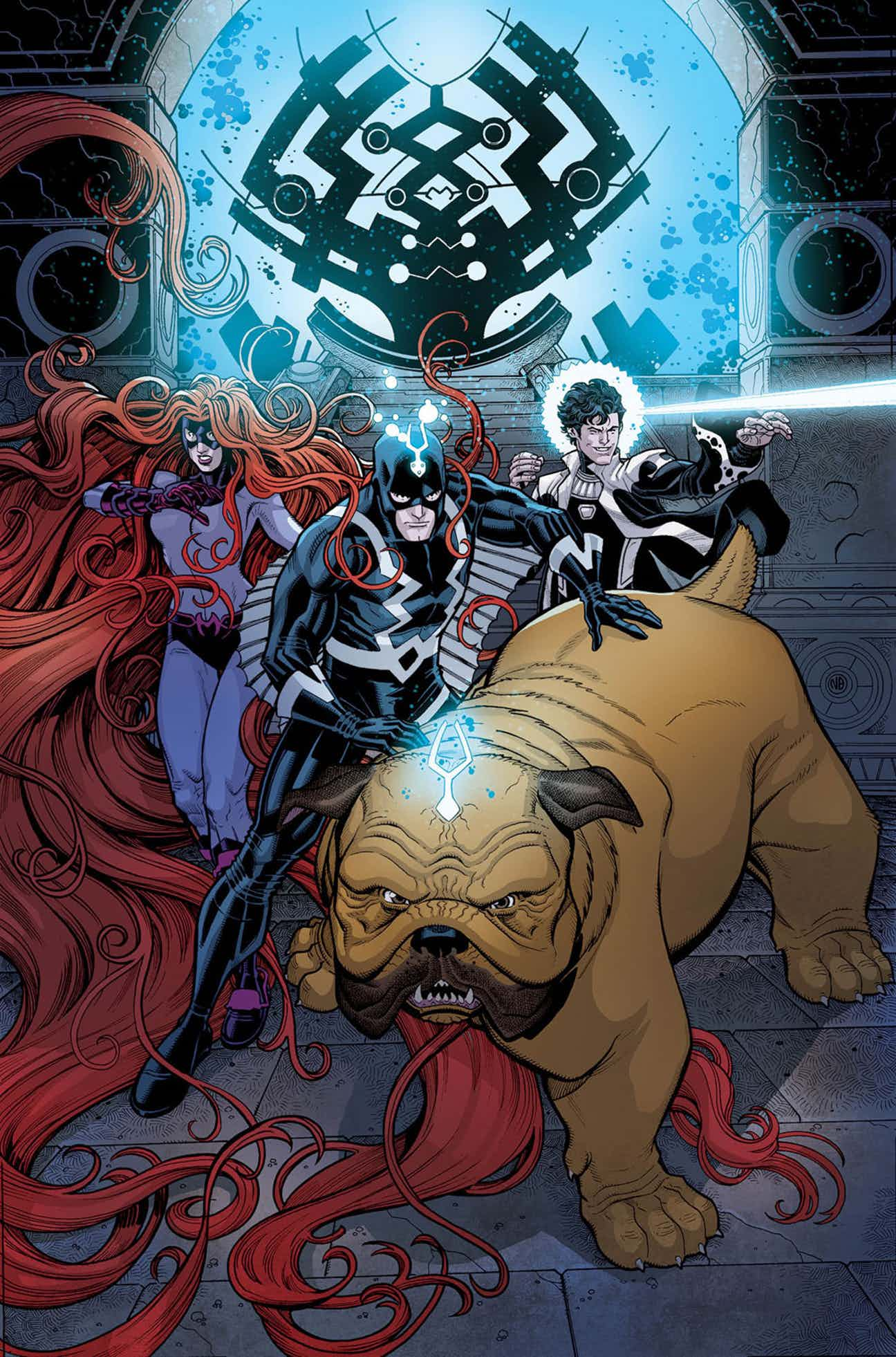 'Inhumans: Once and Future Kings' #1, out now from Marvel Comics