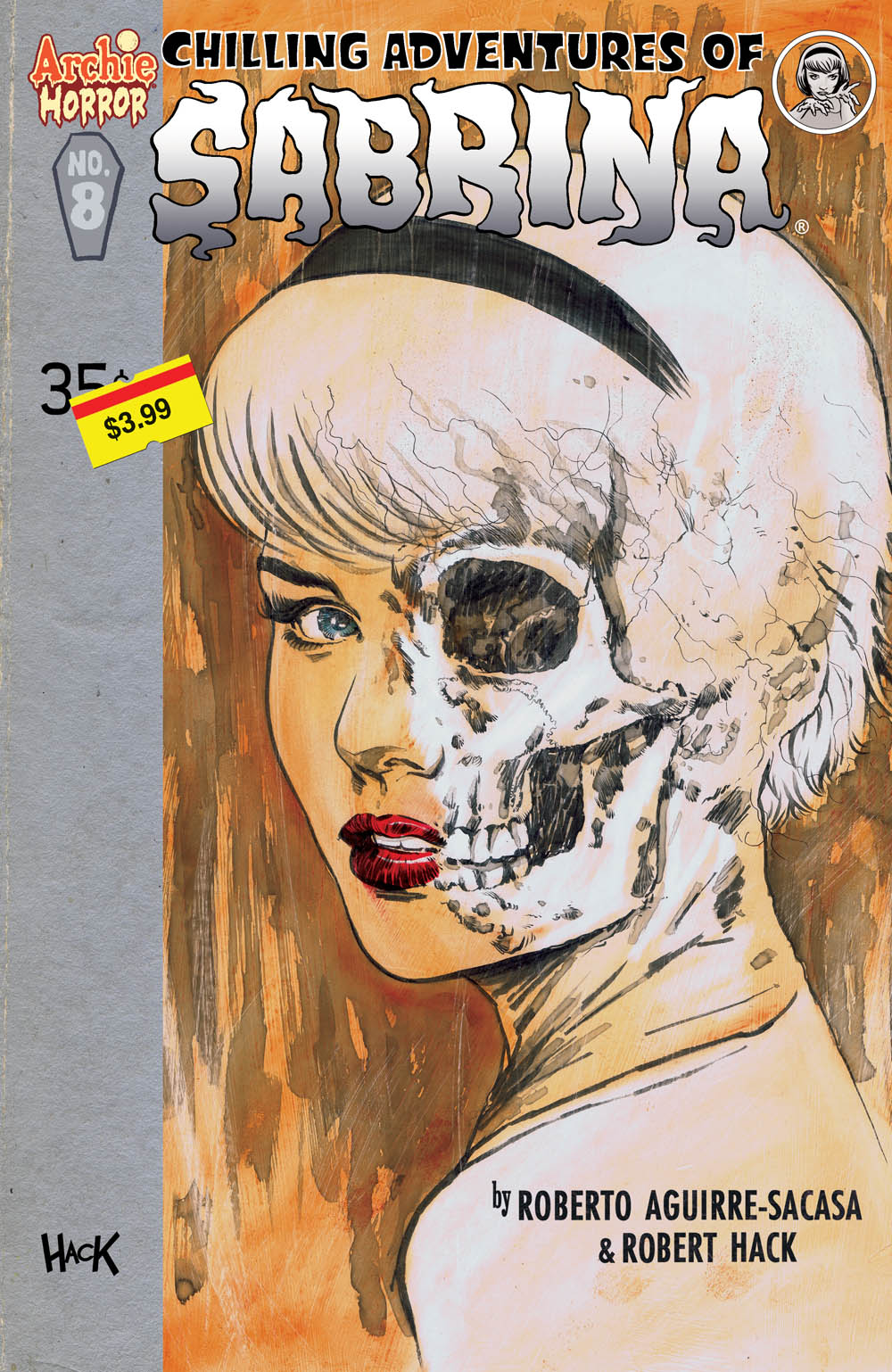 Staff Picks: 'The Chilling Adventures of Sabrina' #8