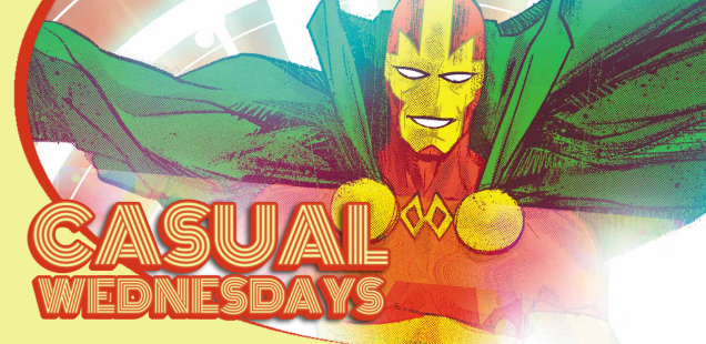 Hail to the King -- CASUAL WEDNESDAYS WITH DOOMROCKET