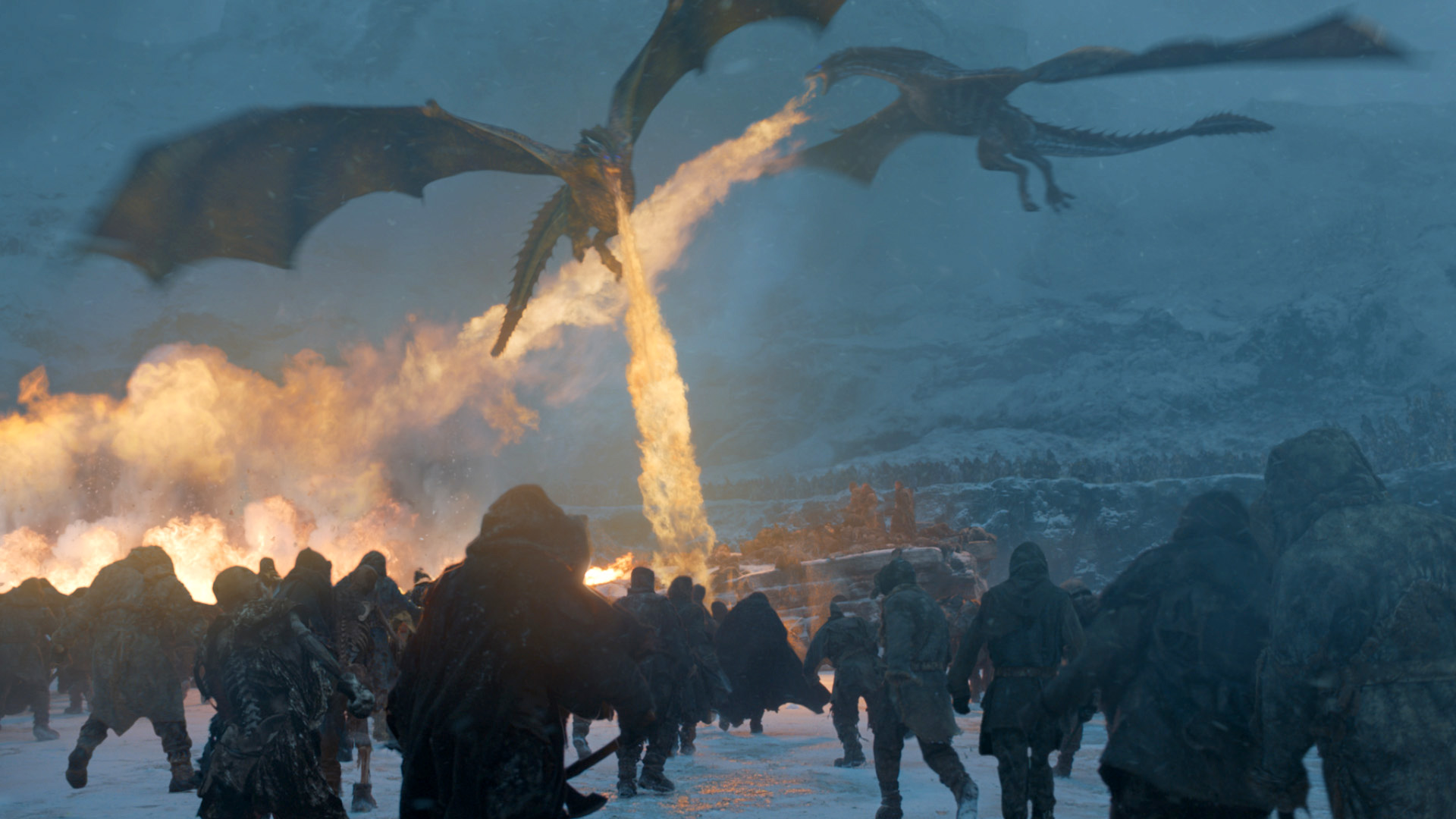 'Game of Thrones' continues on HBO