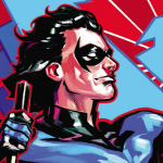 In 'Nightwing: The New Order', one of DC's golden paragons has turned fascist