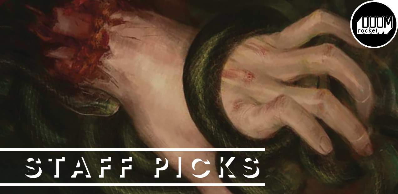 Staff Picks: Shadows, witches, and escape artists populate this week's must reads