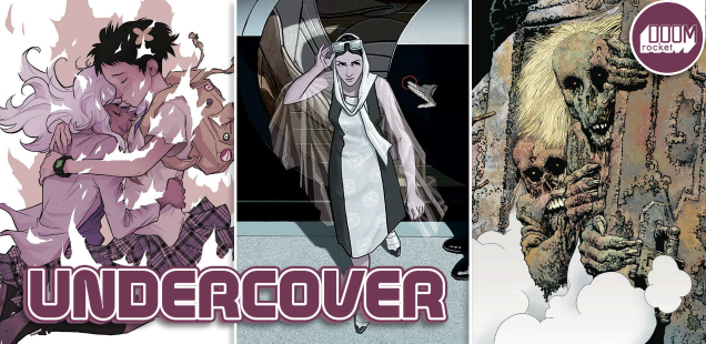 UNDERCOVER: Here are six covers from this week that we can't live without