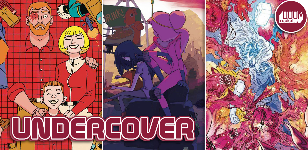UNDERCOVER: Here are seven covers from this week that we can't live without