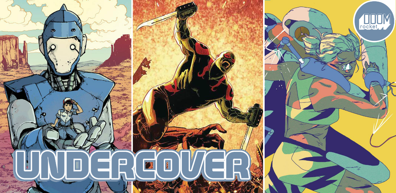 UNDERCOVER: Here are five covers from this week that we can't live without