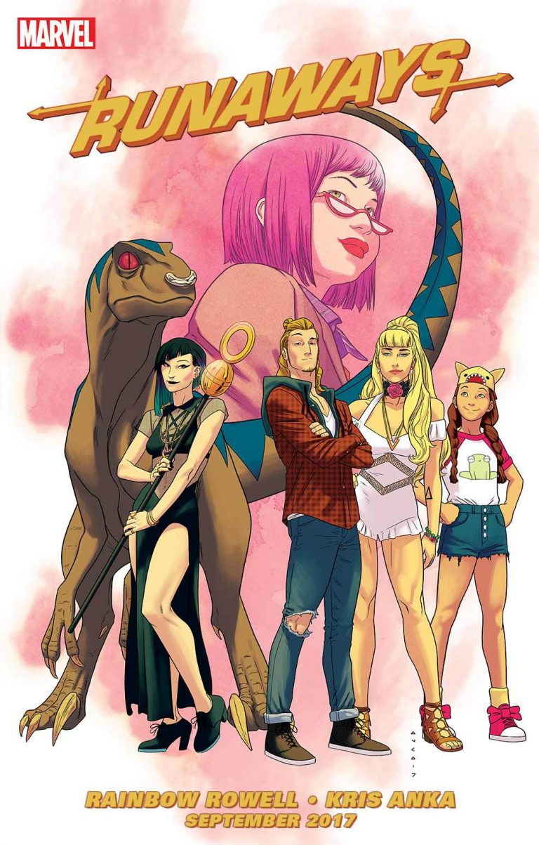 Marvel's 'Runaways' #1