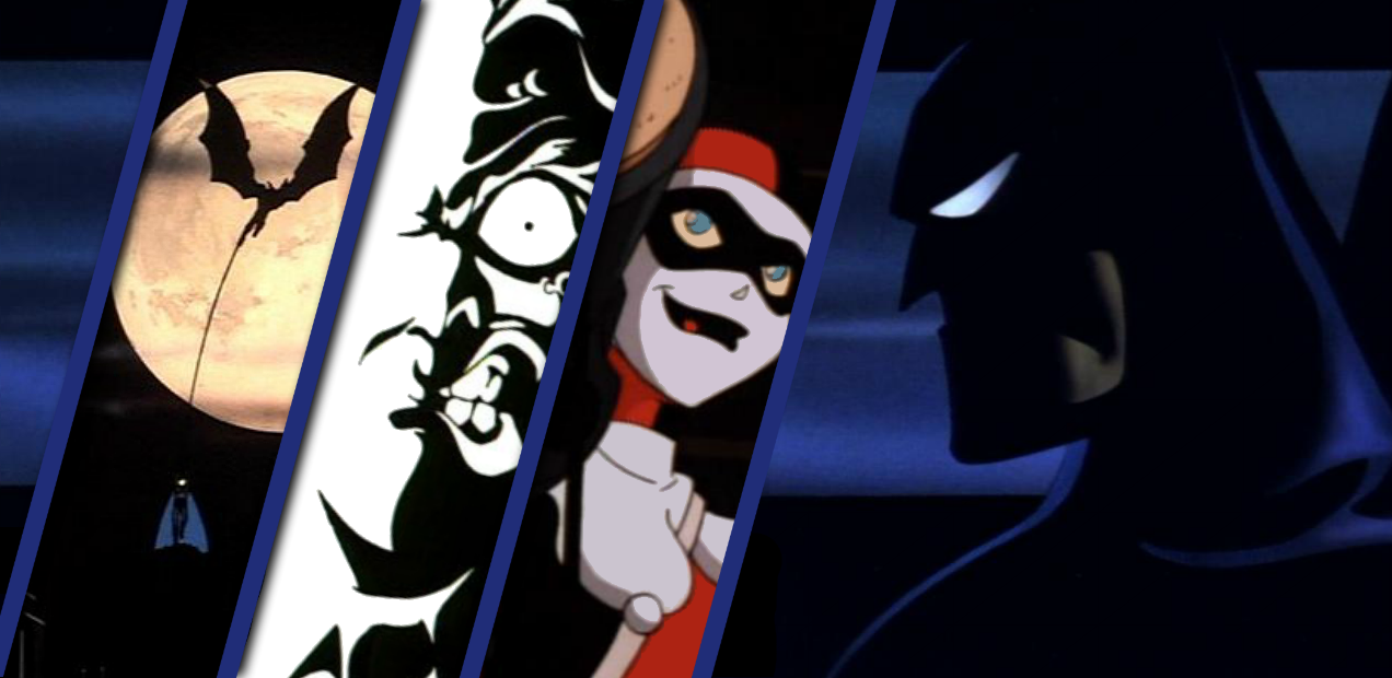 I am the night: The 5 greatest episodes from 'Batman: The Animated Series'
