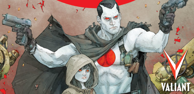 Bloodshot is about to go full Neeson in 'Bloodshot Salvation' #1