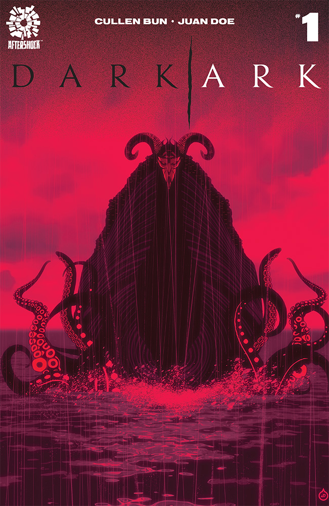 Cover to 'Dark Ark' #1. Art by Juan Doe/AfterShock Comics