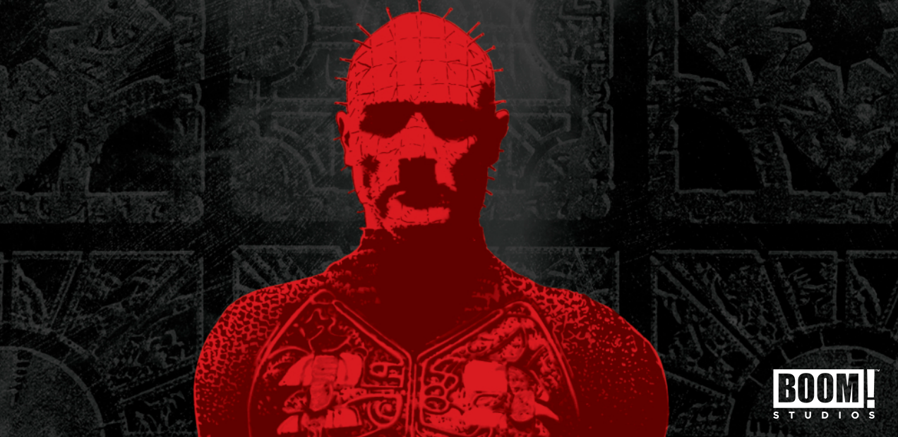 We have such sights to show you in this preview of BOOM's 'Hellraiser' omnibus