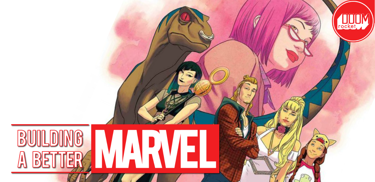 'Runaways' #1 is captivating, heartbreaking, and 100% essential