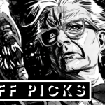"Staff Picks: Where we find yet another way to say, ""Read 'The Black Monday Murders'"""