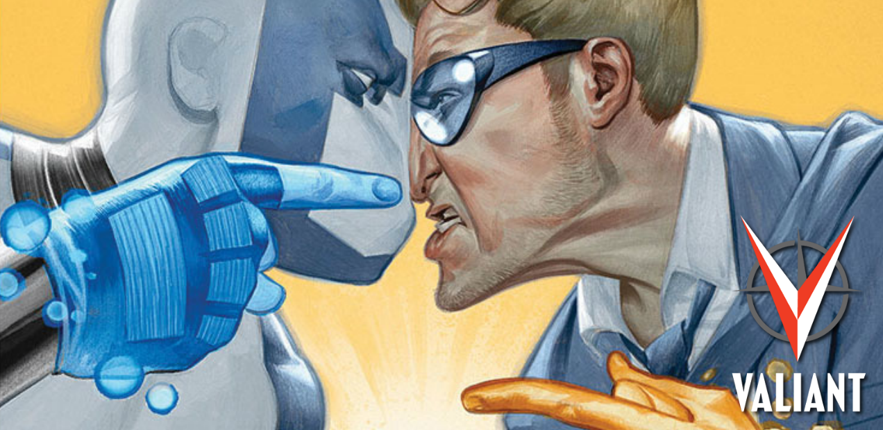 "Hold onto your butts: 'Quantum and Woody' #1 has ""The Most Variant Cover of All Time!"""