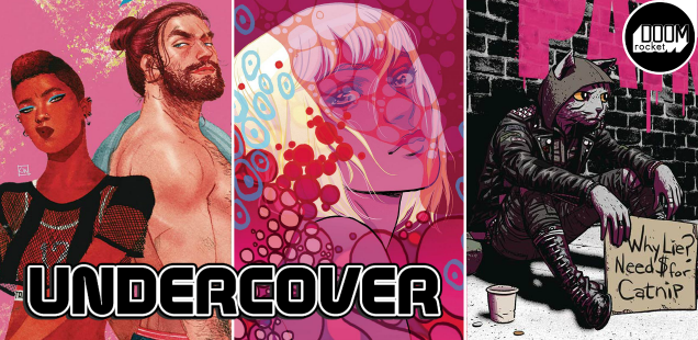 Undercover, or: Nine covers from this week that we won't live without