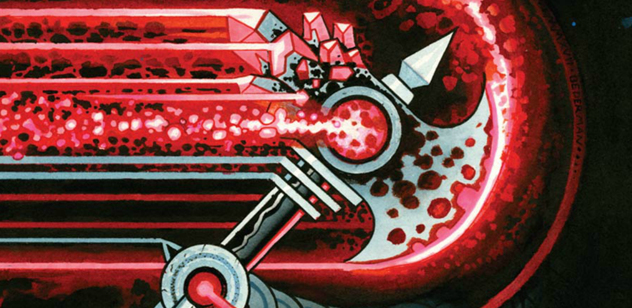'Atomahawk' a vivid fever dream of metal, circuits, and carnage