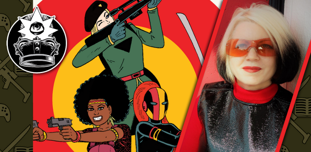 Shelly Bond, Black Crown, and the future of comics: a vital connection is made [Part 2]