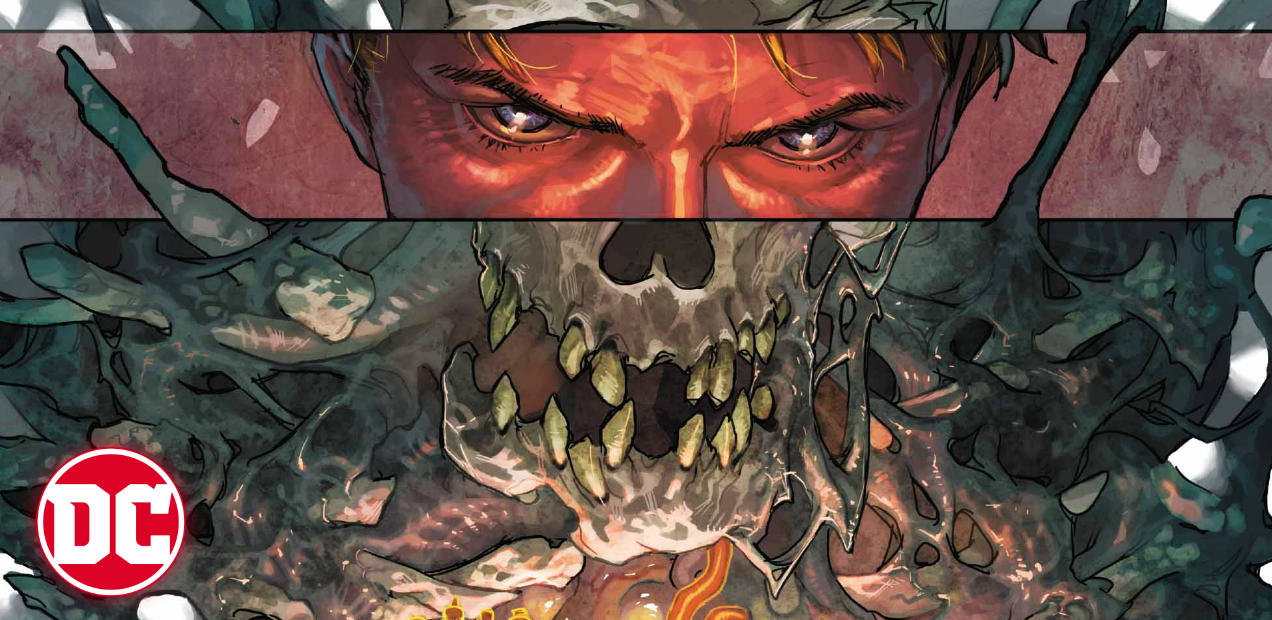 Exclusive: John has himself a nice dip in an abdominal cavity in 'The Hellblazer' #15