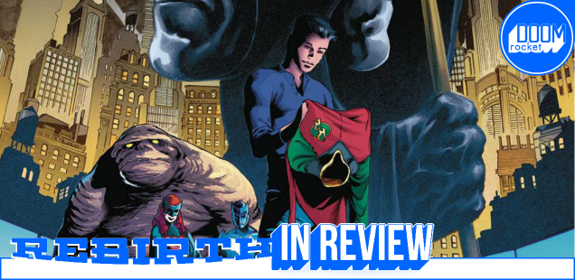 'Detective Comics' #965 puts Tim Drake back in the spotlight, where he belongs
