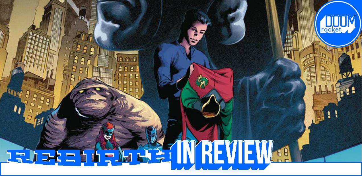 'Detective Comics' #965 puts Tim Drake back in the spotlight, where he belongs