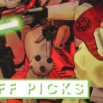 Staff Picks: We bid a fond farewell to Jason Aaron's stellar run on 'Star Wars'
