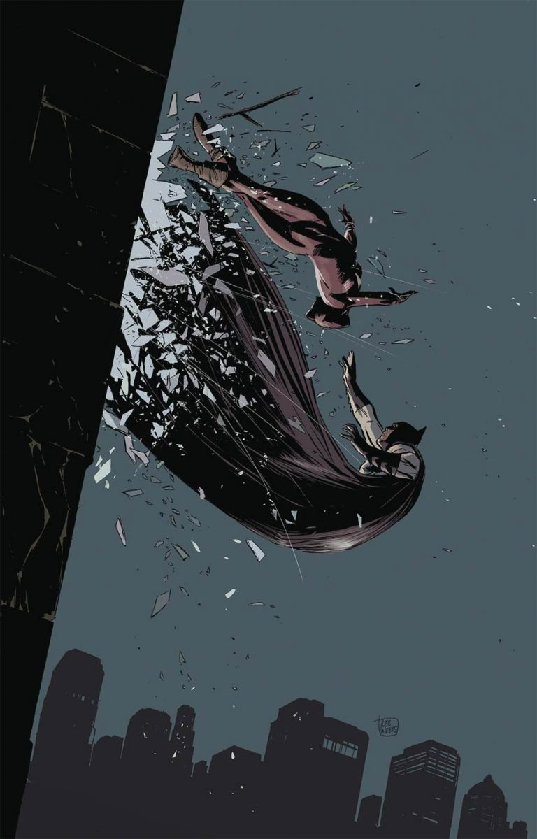 Batman Annual #2, by Lee Weeks. (DC Comics)