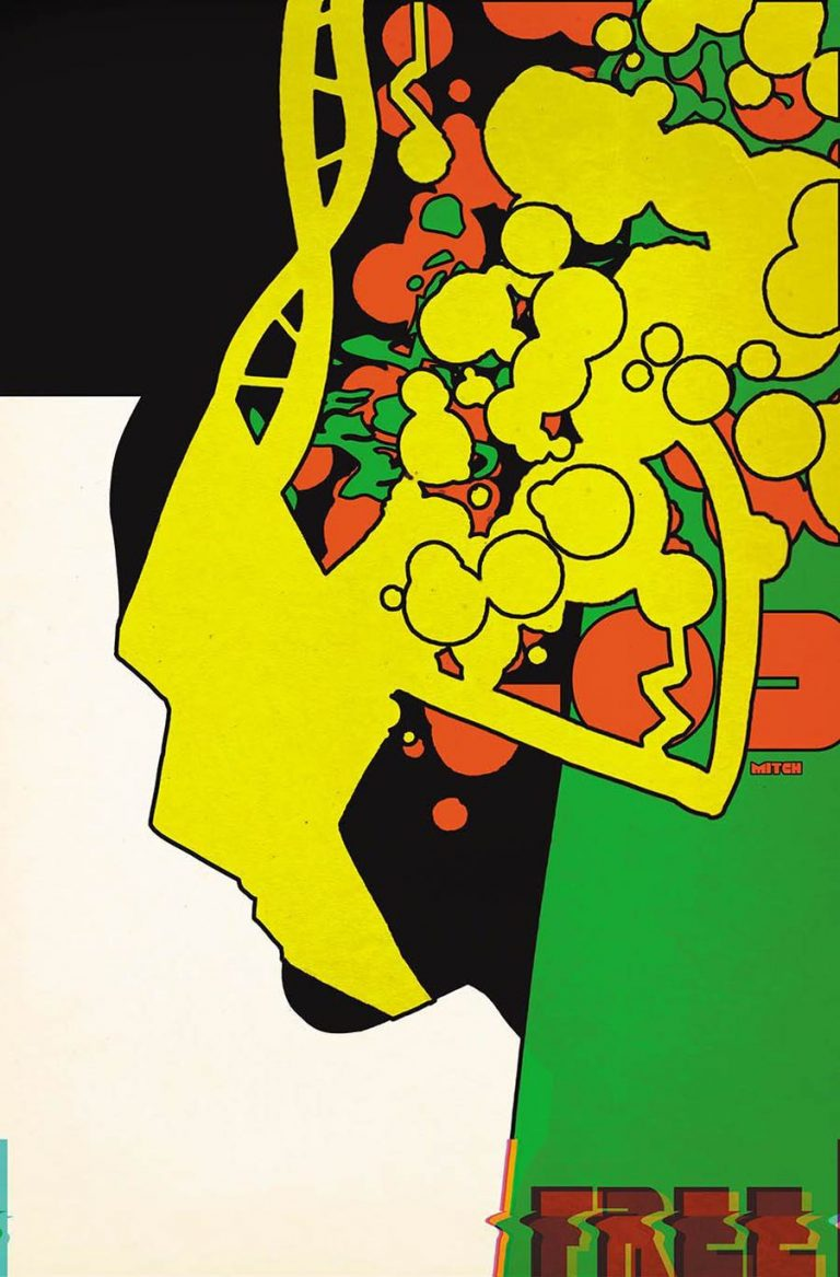 Mister Miracle #4, by Nick Derington and Mitch Gerads. (DC Comics)