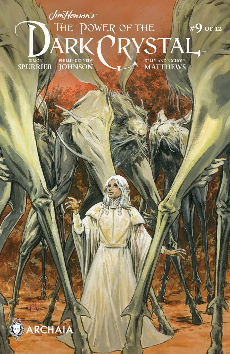 THE POWER OF THE DARK CRYSTAL #9 (of 12)