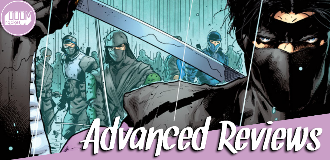 "'Ninja-K' #1 another rousing debut for Valiant's increasingly essential ""ICONS"" line"