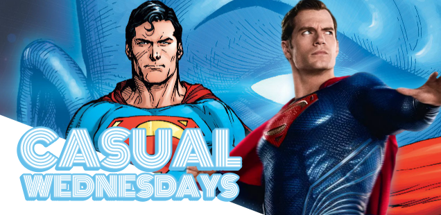 'Justice League' & 'Doomsday Clock' -- CASUAL WEDNESDAYS WITH DOOMROCKET